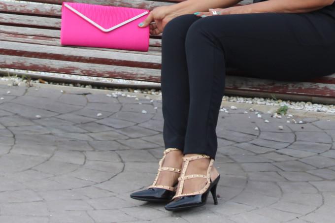 Zapato ipo pulsera destalonado