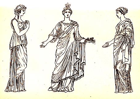 Vestimenta Griega