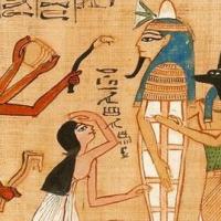Colección Inspirada en Egipto.