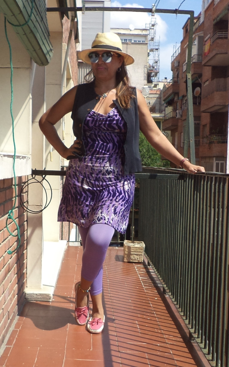 Dress Purpura Vzla