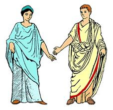 Tunicas Romanas