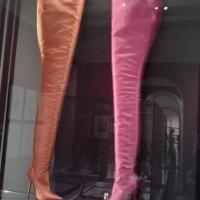 Exposición el arte del zapato