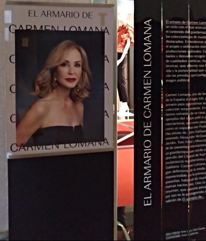 El armario de Carmen Lomana