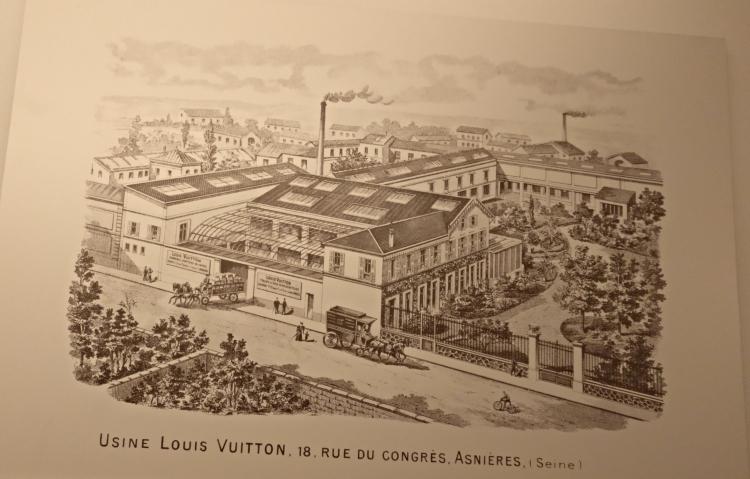 Mansión Louis Vuitton
