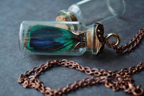 Colgante de perfume moda Victoriana