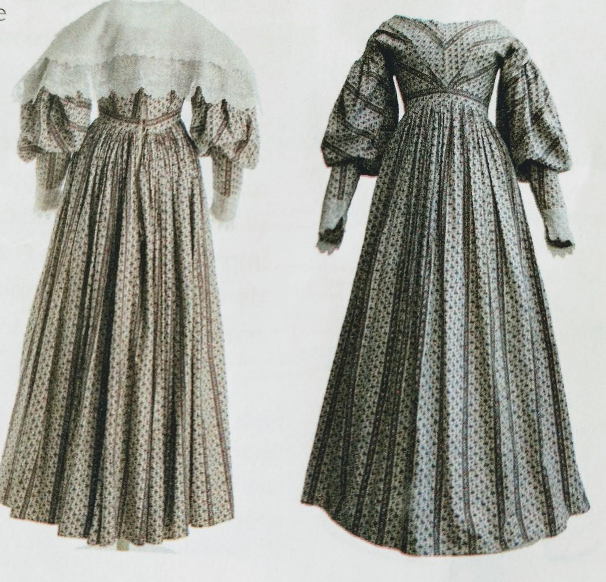 Moda Victoriana.