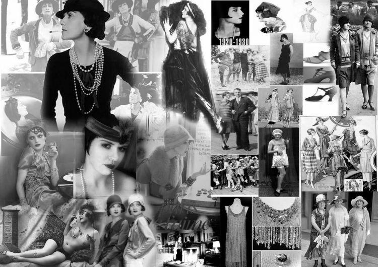 chanel en los años veinte