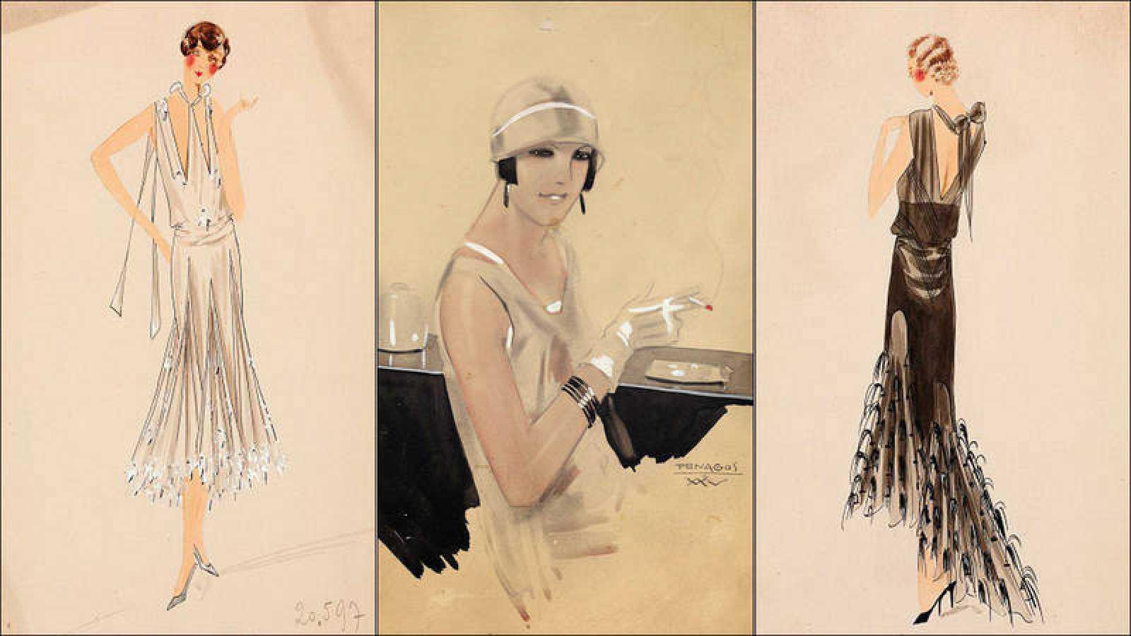 Moda años 20 España