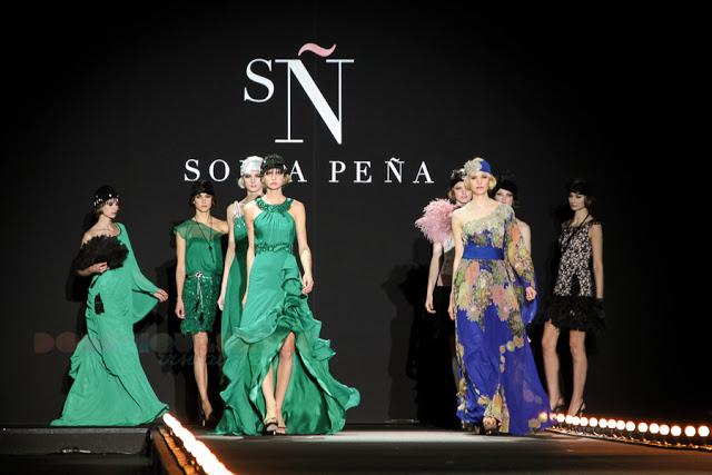 Sonia Peña años 20