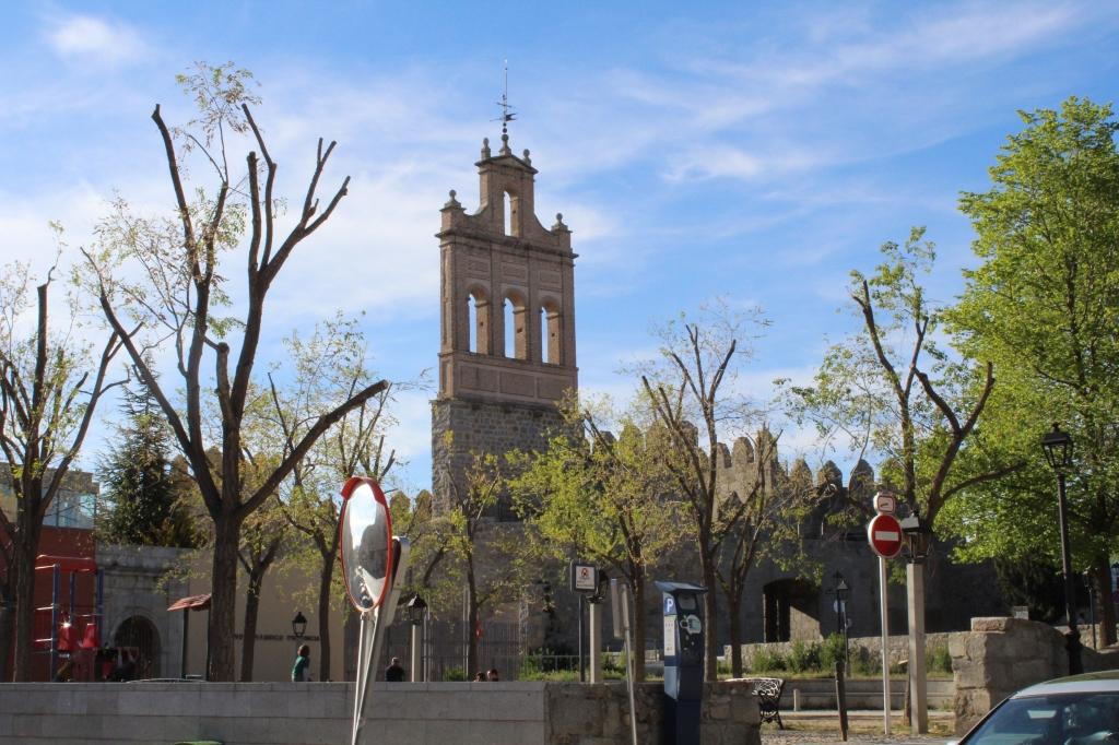 Convento del Carmen. Pueblo de Ávila.