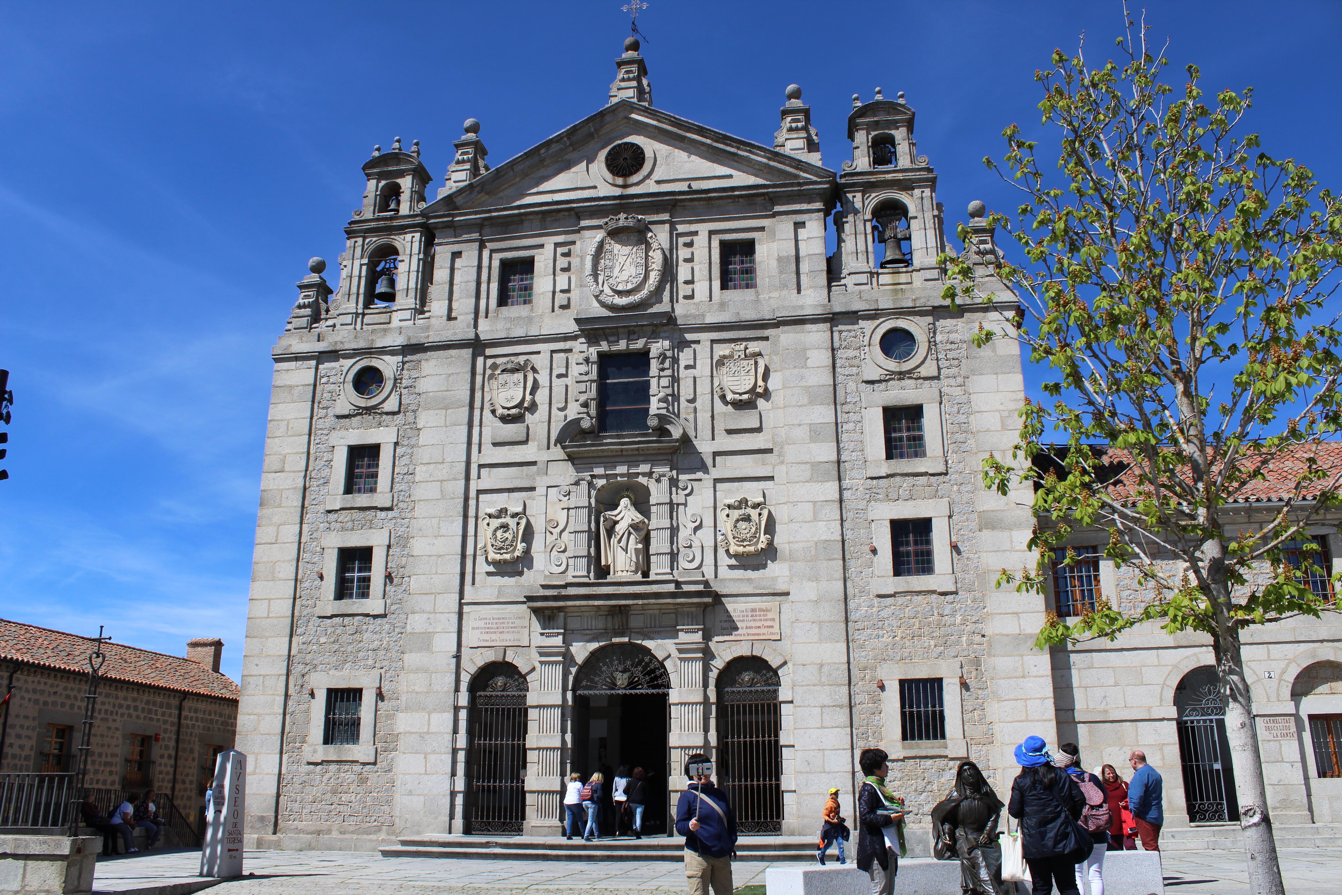 Iglesia de Santa teresa Ávila