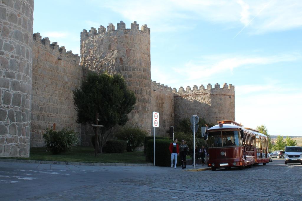 Torreones muralla de Avila